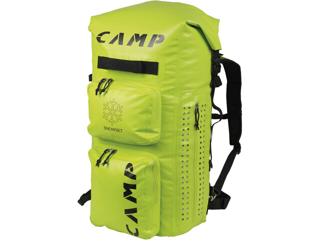 Camp Snowset Mochila, green